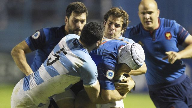 France vs. Argentina (International Rugby)