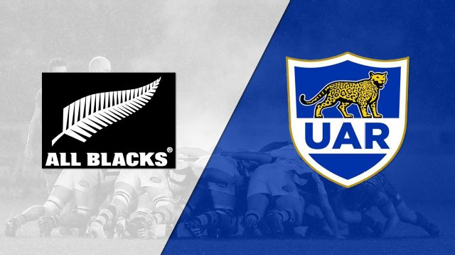 New Zealand vs. Argentina (The Rugby Championship)
