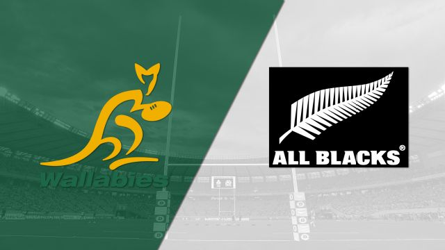 Australia vs. New Zealand (International Rugby)