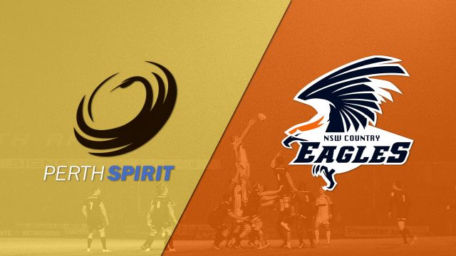 Perth Spirit vs. NSW Country Eagles (Final) (National Rugby Championship)