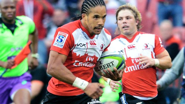Lions vs. Bulls (Super Rugby)