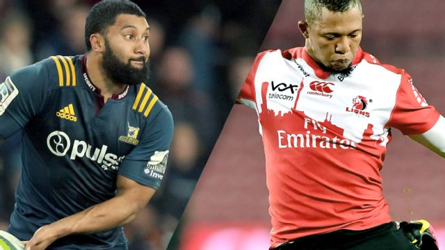 Highlanders vs. Lions (Semifinals) (Super Rugby)