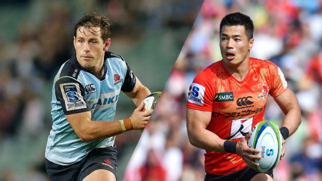 Waratahs vs. Sunwolves (Super Rugby)
