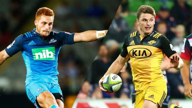 Blues vs. Hurricanes (Super Rugby)