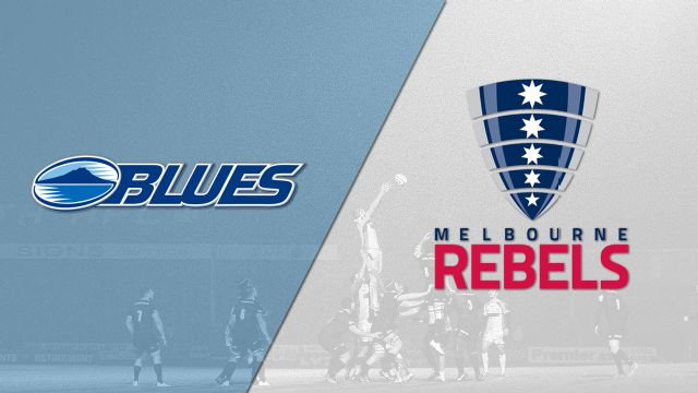 Blues vs. Rebels (Super Rugby)