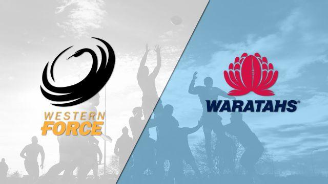 Force vs. Waratahs (Super Rugby)