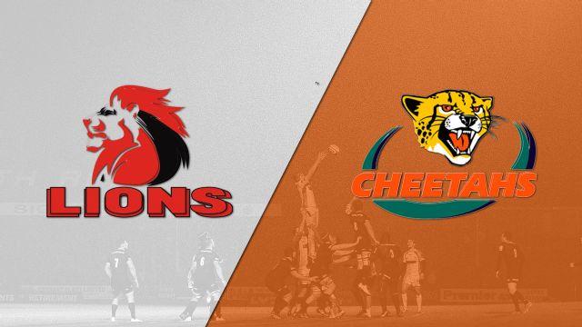 Lions vs. Cheetahs (Super Rugby)