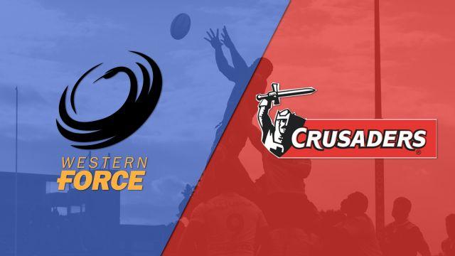 Force vs. Crusaders (Super Rugby)