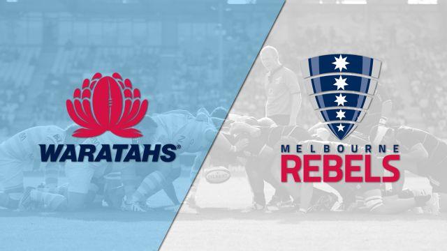 Waratahs vs. Rebels (Super Rugby)