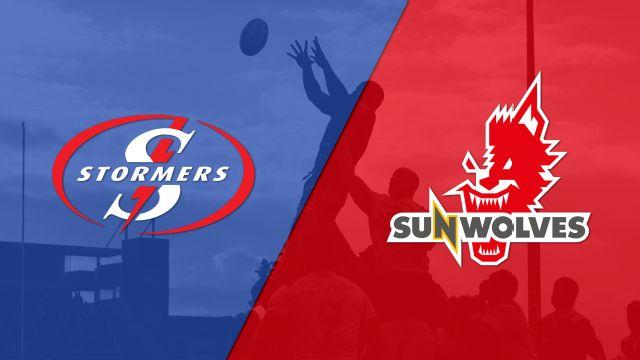 Stormers vs. Sunwolves (Super Rugby)