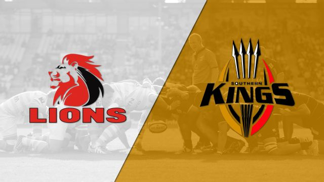 Lions vs. Kings (Super Rugby)