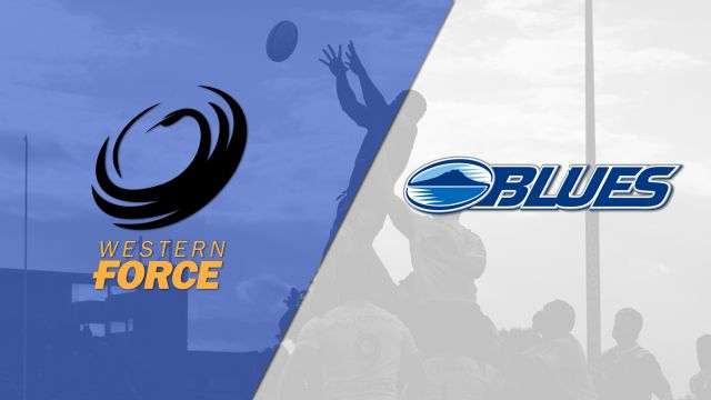 Force vs. Blues (Super Rugby)