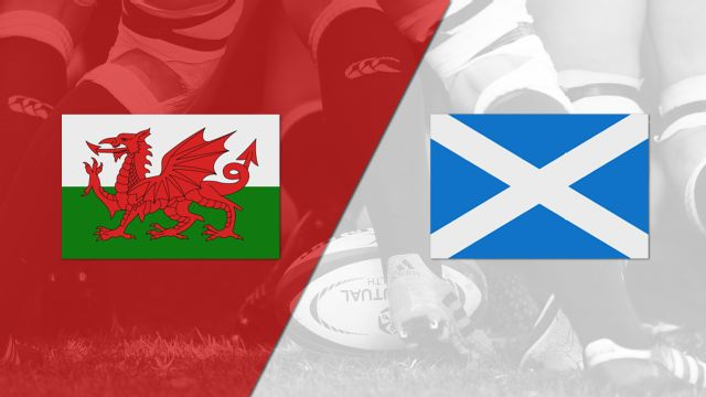 Wales vs. Scotland (Women's Six Nations)