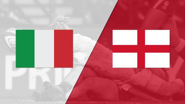 Italy vs. England (Women's Six Nations)