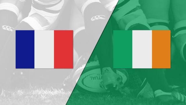 France vs. Ireland (Women's Six Nations)