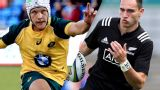 Australia vs. New Zealand (Fifth Place) (World Rugby U-20)