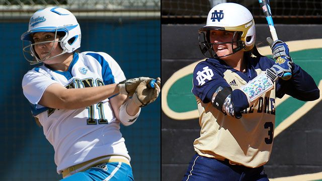 #3 UCLA vs. Notre Dame (Site 6 / Game 6)