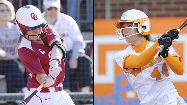 #7 Oklahoma vs. #10 Tennessee (Site 4 / Game 2)