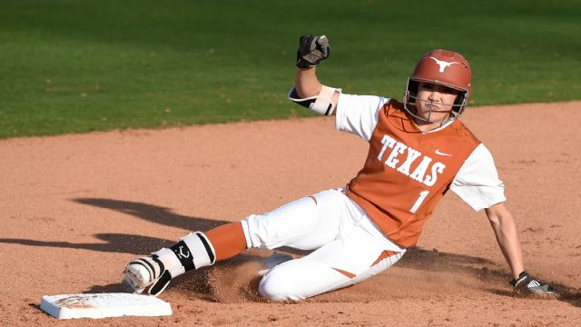 Dartmouth vs. Texas (Softball)