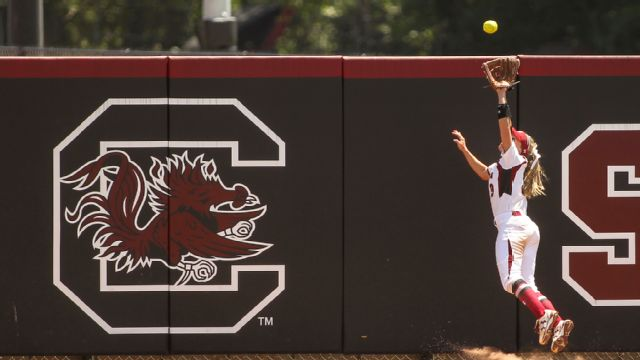 Charleston Southern vs. South Carolina (Softball)