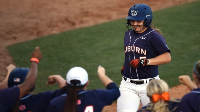 Southern Illinois-Edwardsville vs. #19 Auburn (Softball)