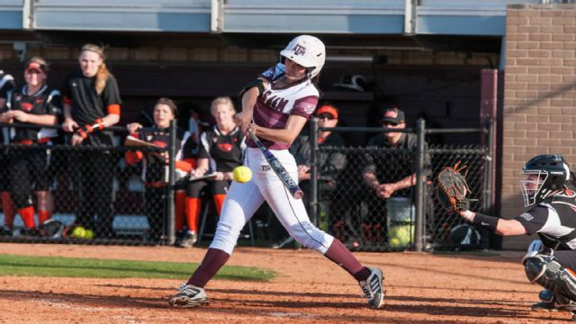 Boston University vs. #22 Texas A&M (Softball)
