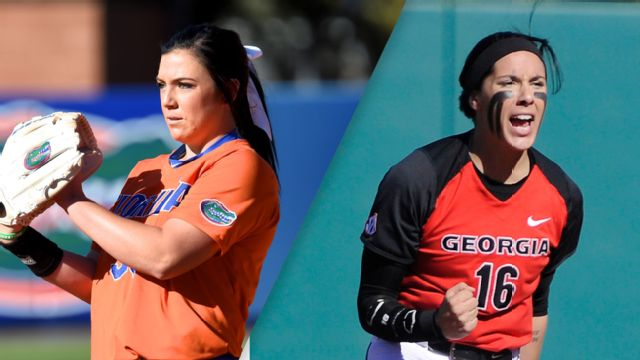 #1 Florida vs. #12 Georgia (Softball) (re-air)