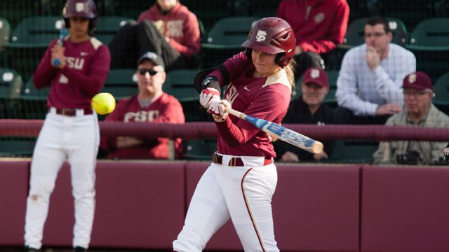Florida A&M vs. #11 Florida State (Softball)
