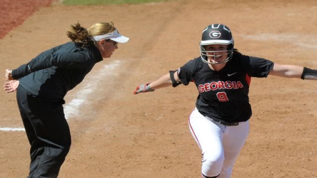 Wright State vs. #8 Georgia (Softball)