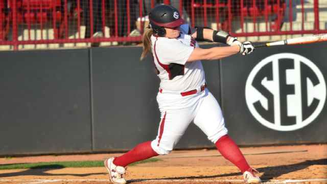 Liberty vs. South Carolina (Softball)