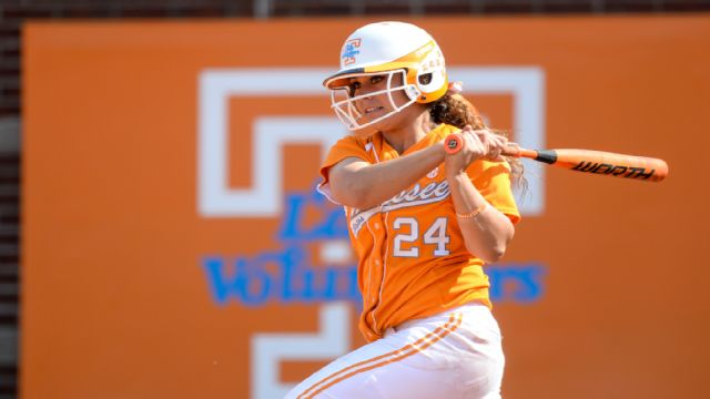 North Dakota vs. #16 Tennessee (Softball)
