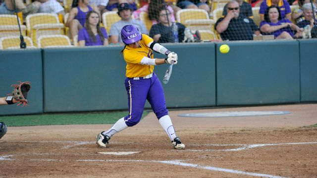 Louisiana-Monroe vs. #2 LSU (Softball)