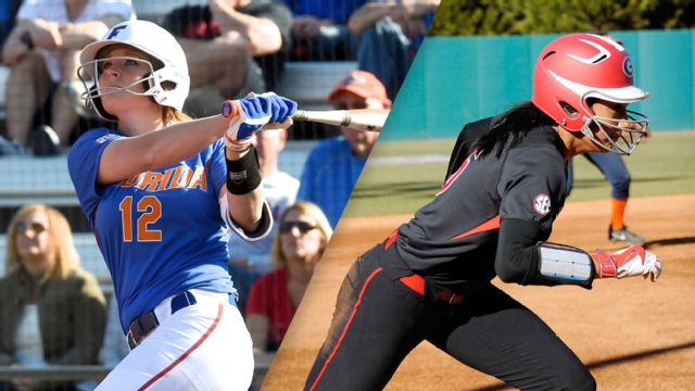 #1 Florida vs. #12 Georgia (Softball)