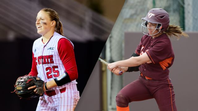 North Carolina State vs. Virginia Tech (Softball)