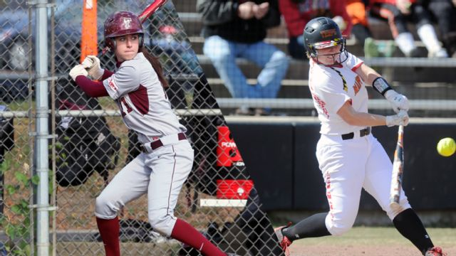 Fordham vs. Maryland (Softball)