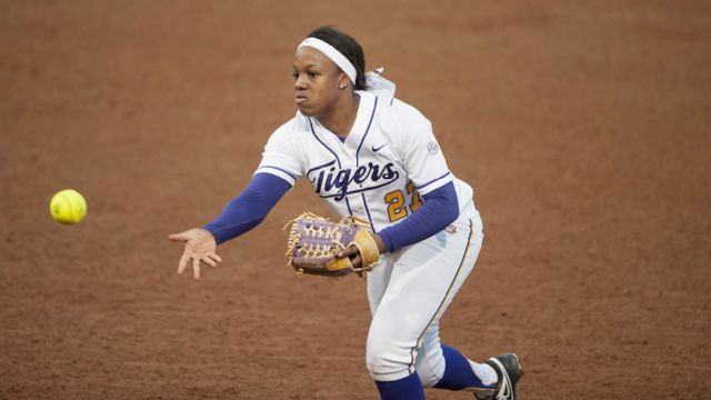 #8 Auburn vs. #5 LSU (Softball)