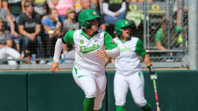 #2 Oregon vs. Stanford (Softball)
