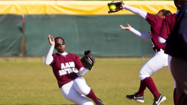 Alabama A&M vs. Mississippi Valley State (Softball)