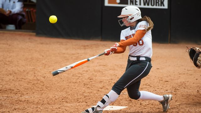 Iowa State vs. Texas (Softball)