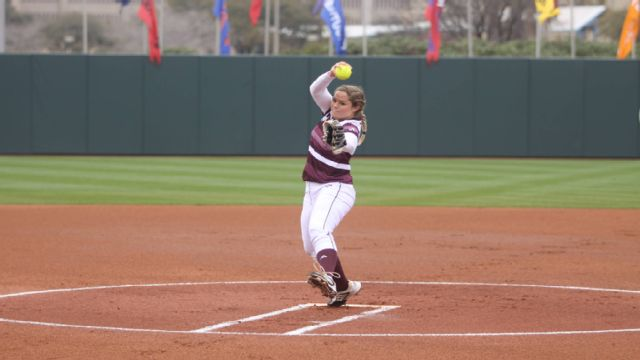 Stephen F. Austin vs. #22 Texas A&M (Softball)