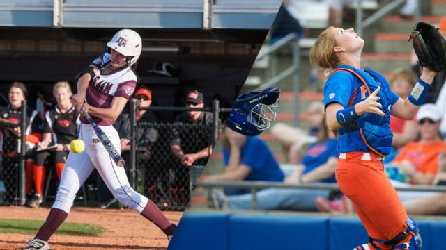 #25 Texas A&M vs. #1 Florida (Softball)