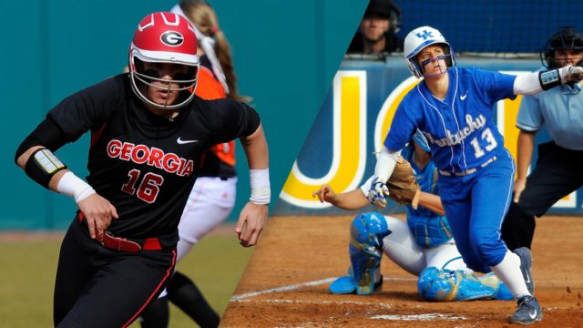 #14 Georgia vs. #19 Kentucky (Softball)