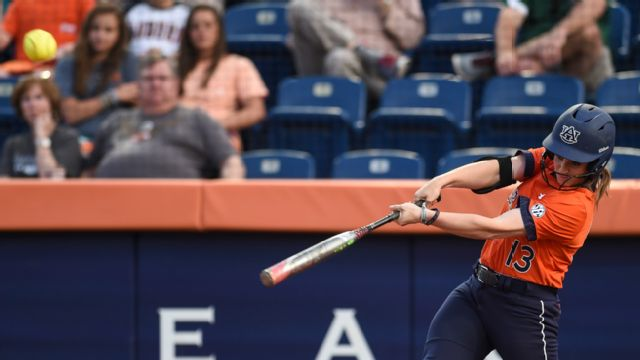 Arkansas vs. #8 Auburn (Softball)