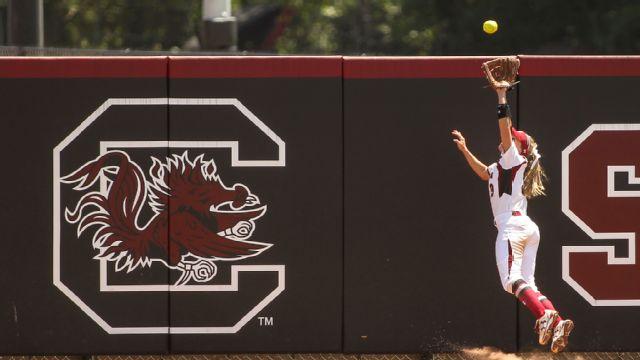 Mississippi State vs. South Carolina (Softball) - 5/3/2015 (re-air)