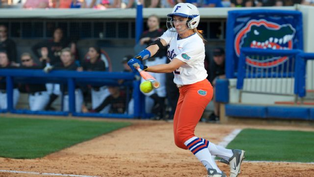 #1 Florida vs. Florida Atlantic (Site 7 / Game 6) (NCAA Softball Championship)