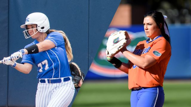 Kentucky vs. #1 Florida (Site 6 / Game 1) (NCAA Softball Championship)