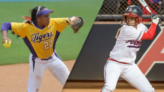 #5 LSU vs. #12 Arizona (Site 8 / Game 2) (NCAA Softball Championship)