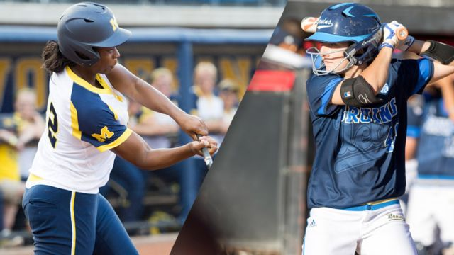#3 Michigan vs. #7 UCLA (Game #6) (Women's College World Series)