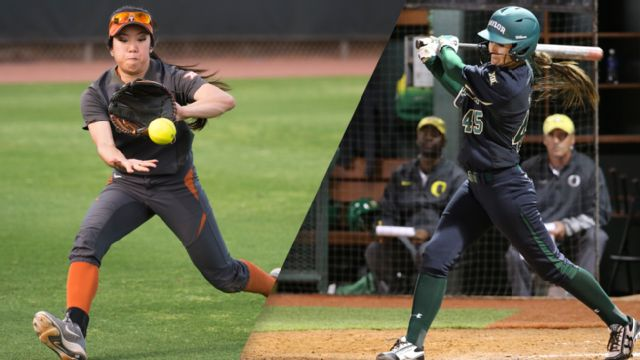 Texas vs. #14 Baylor (Softball) (re-air)