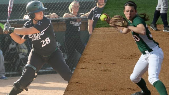 Cleveland State vs. Green Bay (Horizon League Softball Championship)